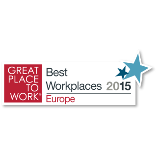 Great Place to Work: Small and Medium Workplaces in Europe 2015