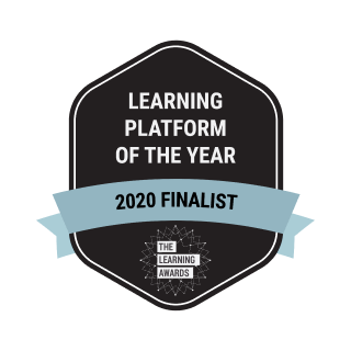 Learning Platform of the Year 2020