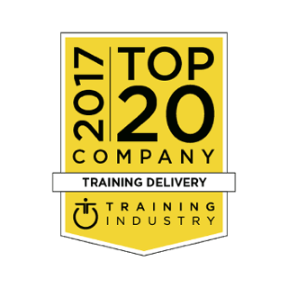 Top 20 Training Delivery Companies 2017