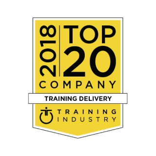 Top 20 Training Delivery Companies 2018
