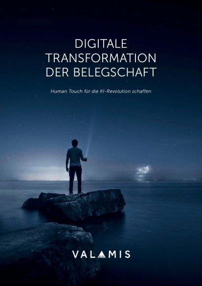 Digitale Transformation der Belegschaft
