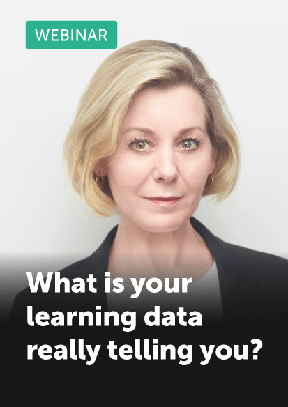 What is your learning data really telling you?