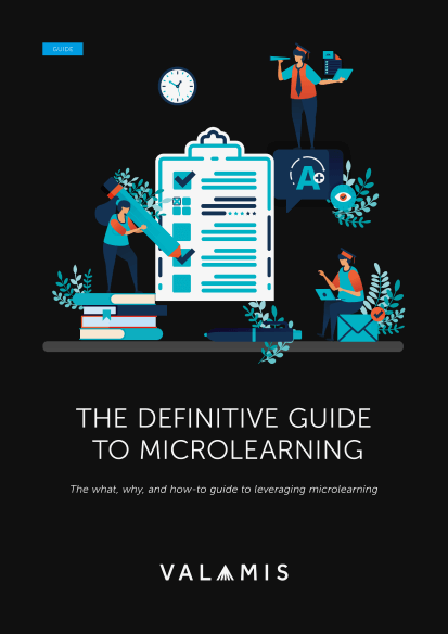 The Definitive Guide to Microlearning